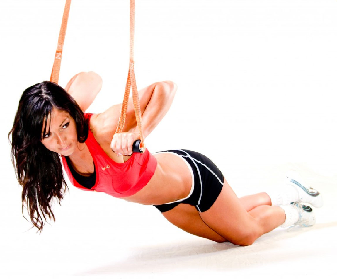 Entrenamiento Funcional en Suspension con Flying