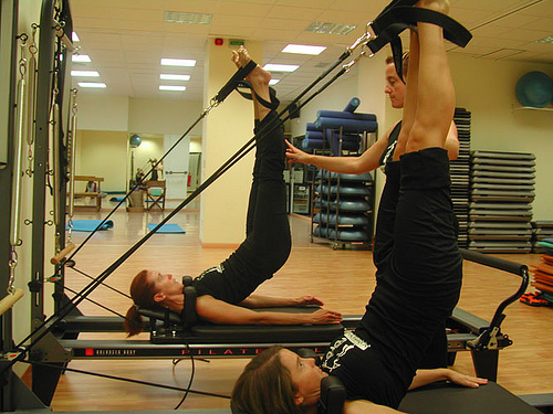 CURSO DE INSTRUCTOR DE PILATES MATT