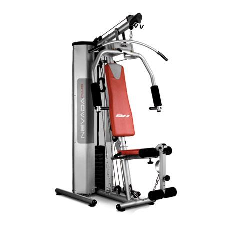 maquinas multiestaciones bh fitness